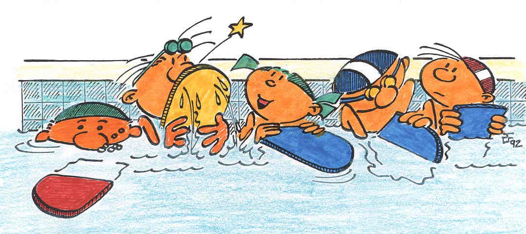 """Résultat de recherche d'images pour """"dessin natation enfant"""""""